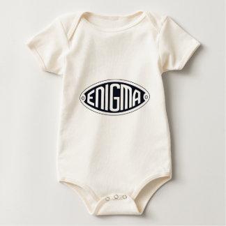 Body Para Bebê Enigma