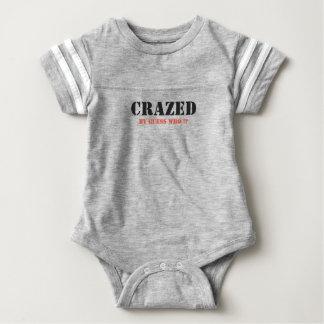 Body Para Bebê Enlouquecido por você pessoas