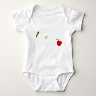Body Para Bebê ensine o amor inspire2