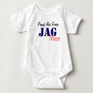 Body Para Bebê ENTALHE da força aérea