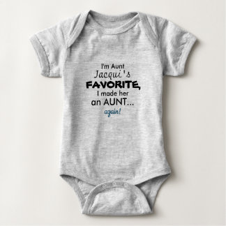 Body Para Bebê Equipamento da tia