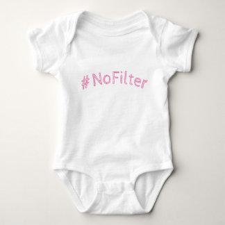 Body Para Bebê Equipamento do bebê do #NoFilter