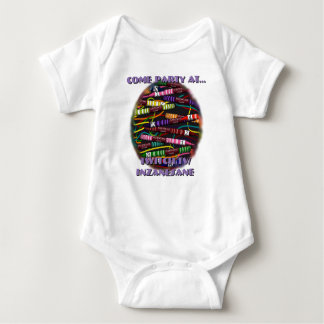 Body Para Bebê Equipamento do verão dos bebês