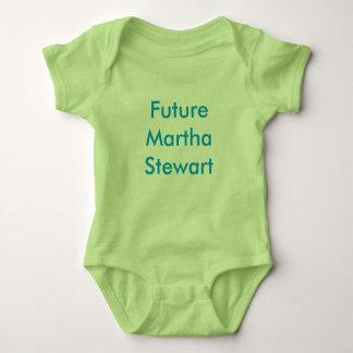 Body Para Bebê Equipamento futuro do bebê de Martha Stewart