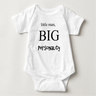 Body Para Bebê Equipamento grande do bebê da personalidade do
