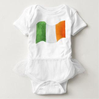 Body Para Bebê Equipamento irlandês do bebê