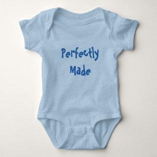 Body Para Bebê Equipamento perfeitamente feito do bebê