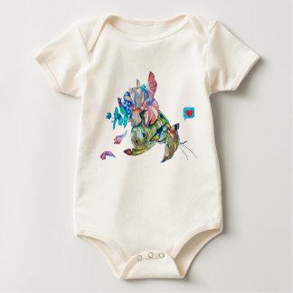 Body Para Bebê Eremita do cancer