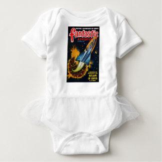Body Para Bebê Escape do planeta de explosão