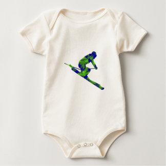 Body Para Bebê Escape em declive
