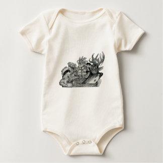 Body Para Bebê Escondido Wallow a banheira de hidromassagem