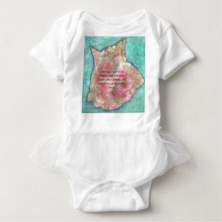 Body Para Bebê Escudo do Conch