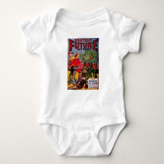 Body Para Bebê Espaço transparente Bearmen