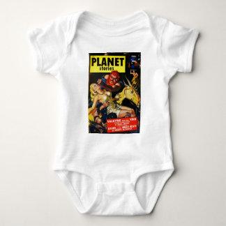 Body Para Bebê Espaço Viquingues