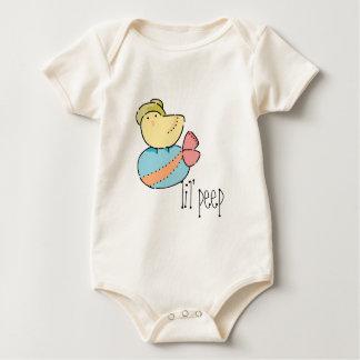Body Para Bebê Espreitadela de Lil