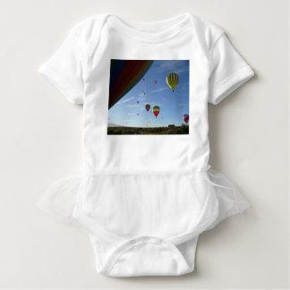 Body Para Bebê Espreitar para fora