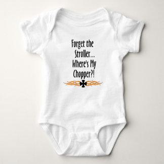 Body Para Bebê Esqueça o carrinho de criança… onde está meu