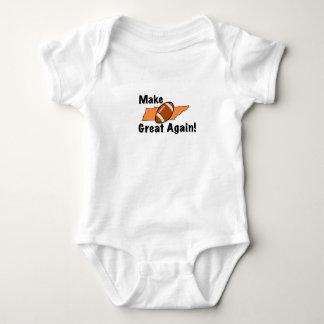 Body Para Bebê Esta roupa do bebê di-lo todo!
