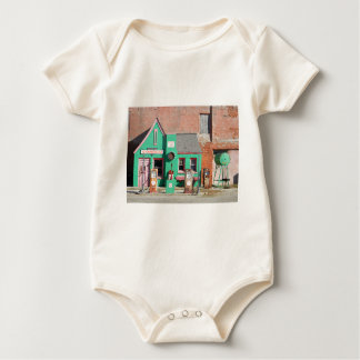 Body Para Bebê Estação velha de Conoco da rota 66