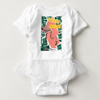 Body Para Bebê Estada diferente