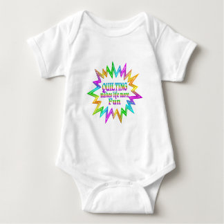 Body Para Bebê Estofando mais divertimento