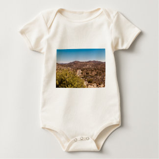 Body Para Bebê Estrada só do deserto da árvore de Joshua