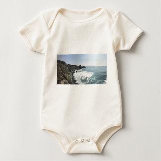 Body Para Bebê Estrada Sur grande da Costa do Pacífico da vista