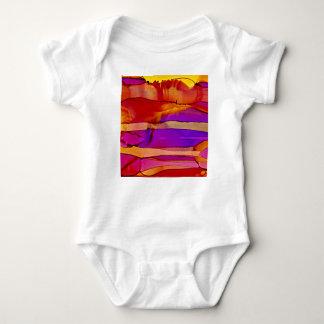 Body Para Bebê estratos do sudoeste