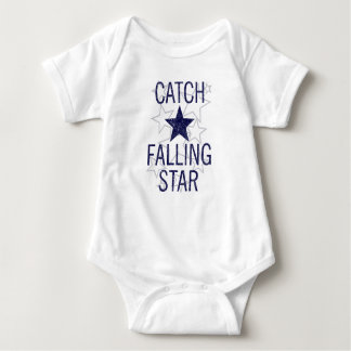 Body Para Bebê estrela de queda da captura