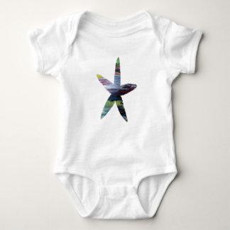 Body Para Bebê Estrela do mar