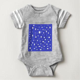 Body Para Bebê estrelado-nite