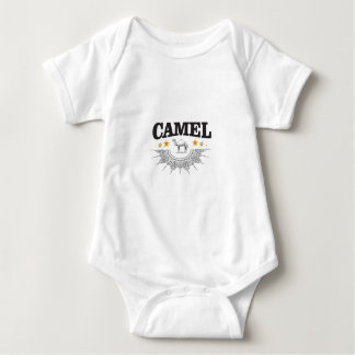 Body Para Bebê estrelas do camelo