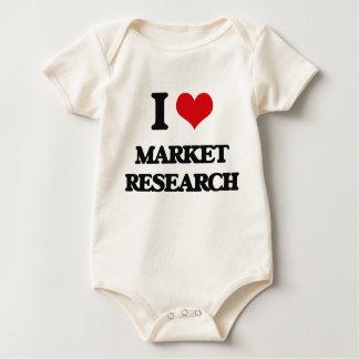 Body Para Bebê Eu amo estudos de mercado
