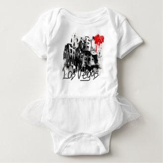 Body Para Bebê Eu amo Las Vegas