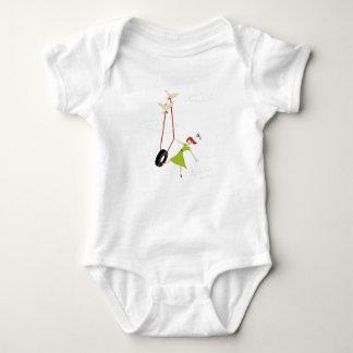 Body Para Bebê Eu obtenho alto com pouca ajuda de meus amigos