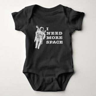 Body Para Bebê Eu preciso mais espaço