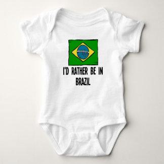 Body Para Bebê Eu preferencialmente estaria em Brasil