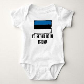 Body Para Bebê Eu preferencialmente estaria em Estónia