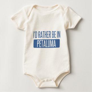 Body Para Bebê Eu preferencialmente estaria em Petaluma
