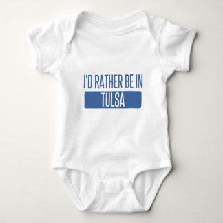 Body Para Bebê Eu preferencialmente estaria em Tulsa