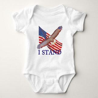Body Para Bebê eu represento América