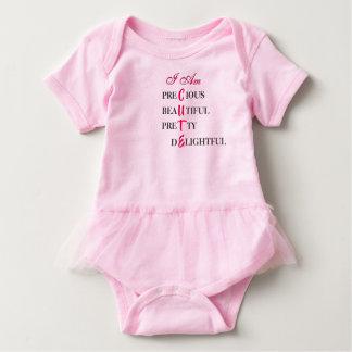 Body Para Bebê Eu sou bebê bonito