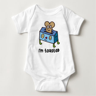 Body Para Bebê Eu sou brindado