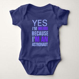 Body Para Bebê Eu sou ESTRANHO