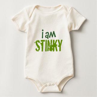Body Para Bebê Eu sou fedido