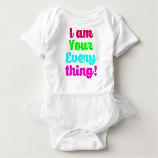 Body Para Bebê Eu sou seu everything_multi-color
