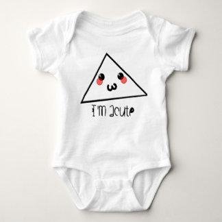 Body Para Bebê Eu sou T agudo