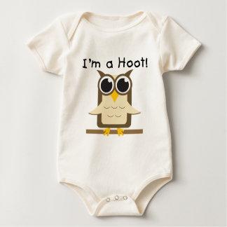 Body Para Bebê Eu sou t-shirt e presentes de uma buzina