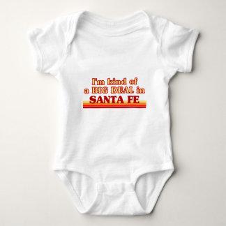 Body Para Bebê Eu sou tipo de uma GRANDE COISA em Santa Fé