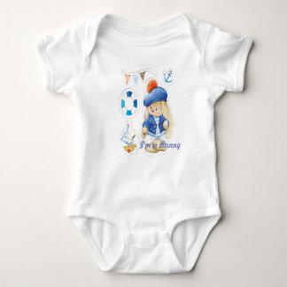Body Para Bebê Eu sou um coelho